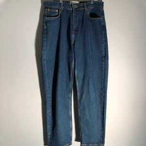 Zara Highrise Mom Jeans R